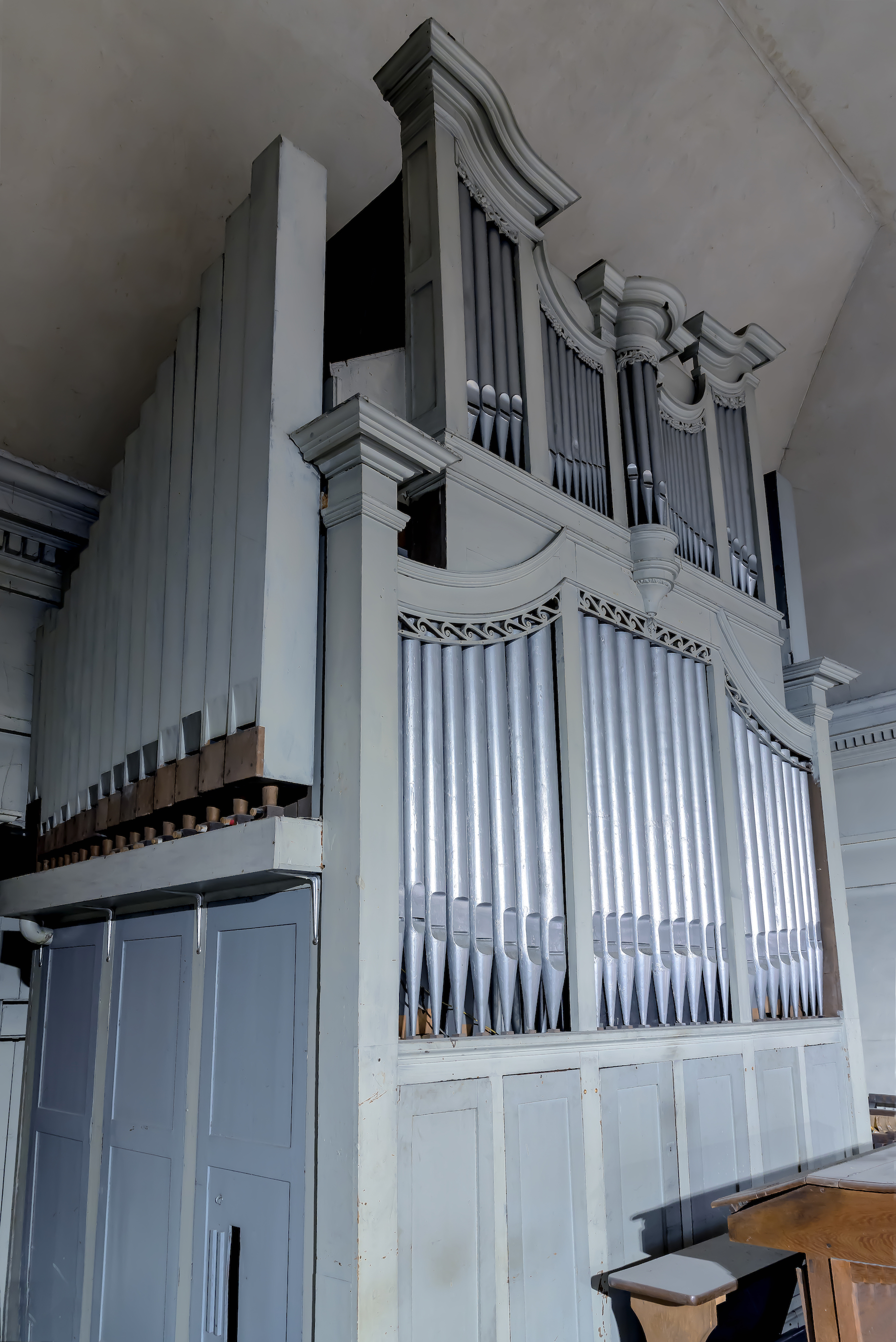Orgue de l'église Saint-Nicolas