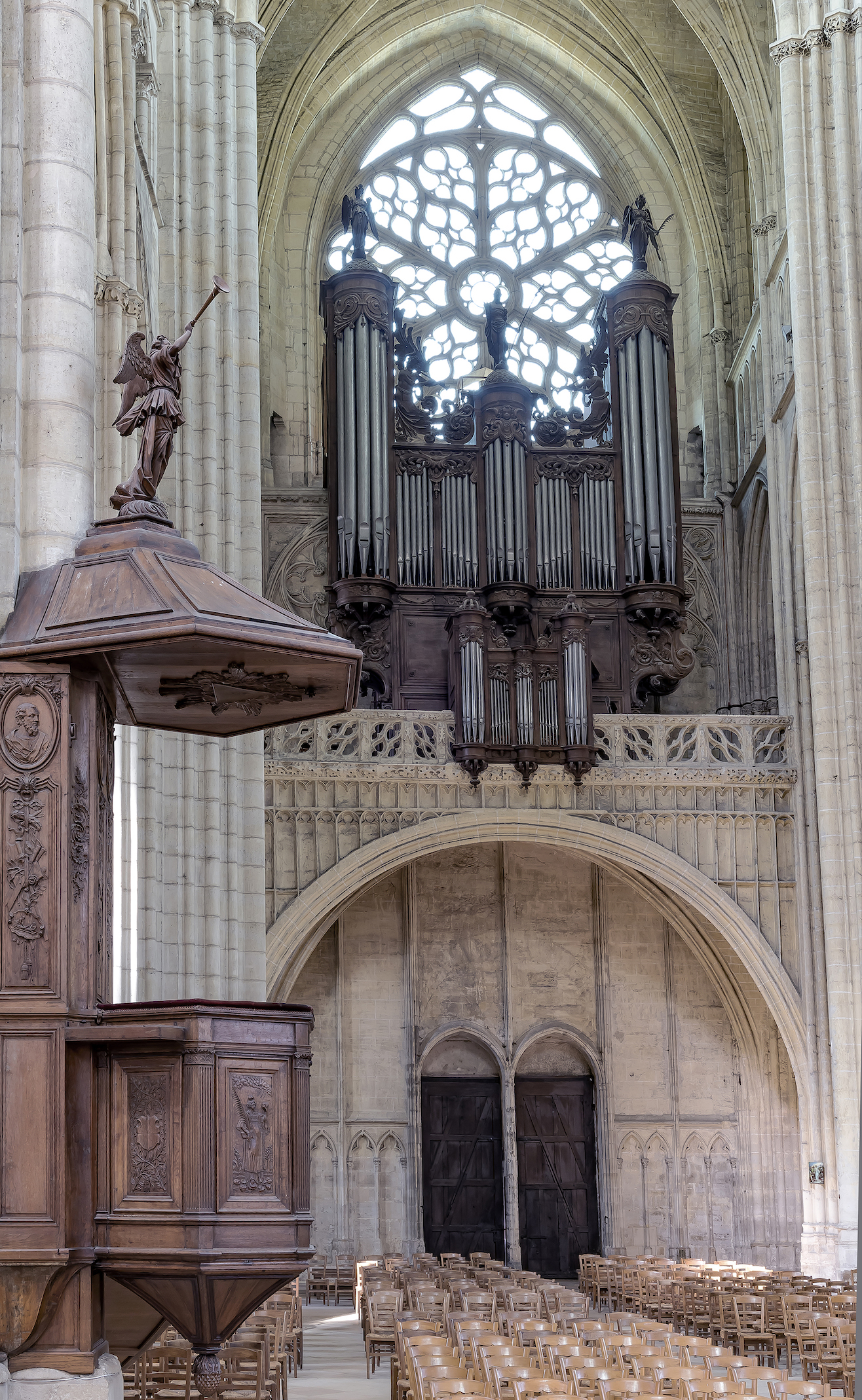 Grand orgue de la cathédrale